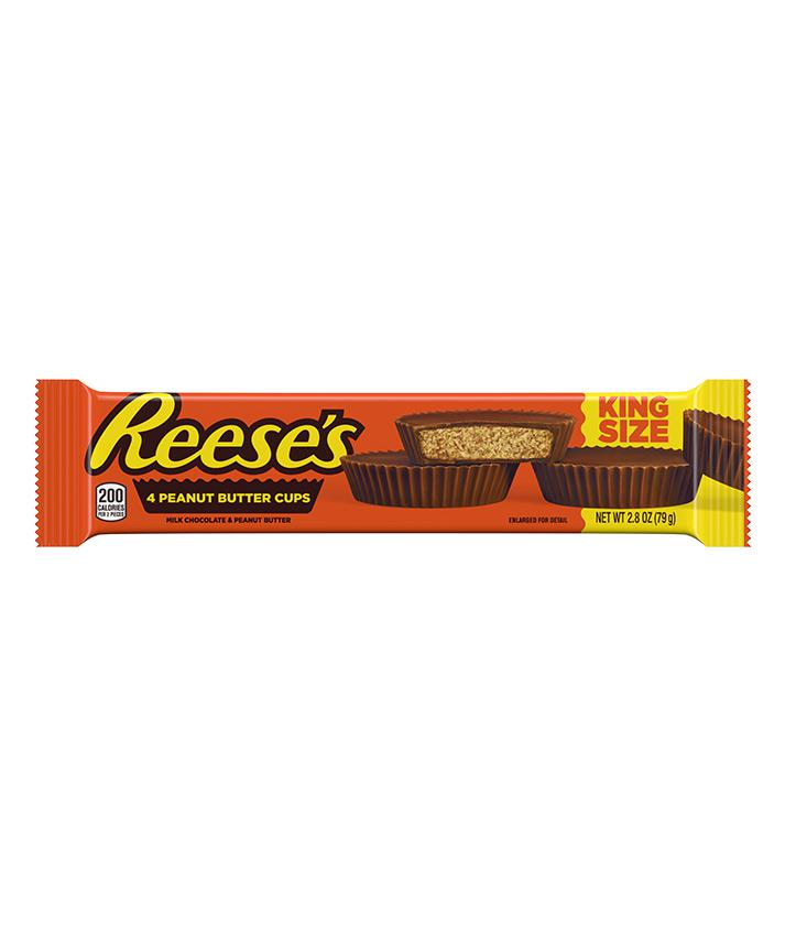 REESE'S 4 CUPS PEANUT BUTTER KING SIZE 79GR X 24